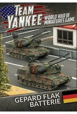 Battlefront Miniatures Team Yankee: Gepard Flak Batterie