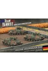 Battlefront Miniatures Team Yankee: Jaguar Jadgpanzer Zug