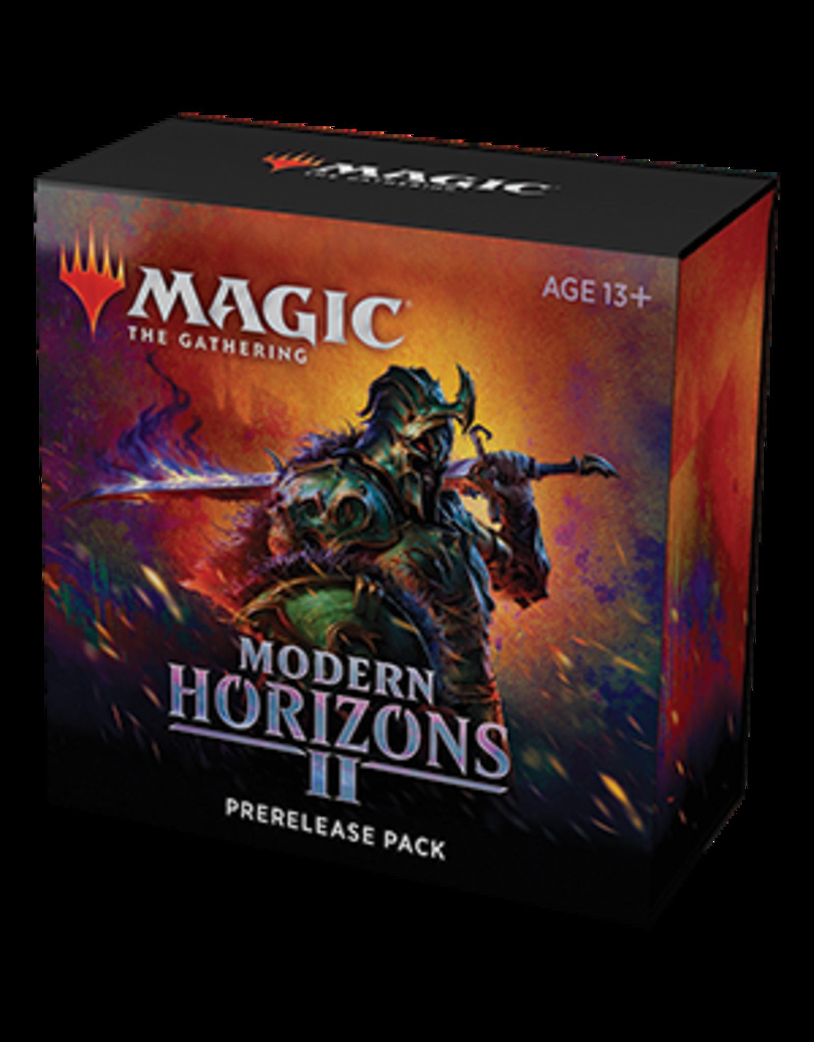 Wizards of the Coast MtG Modern Horizon 2 Prerelease Kit