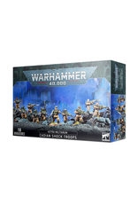 Games Workshop WH40k Astra Militarum Cadian Shock Troops