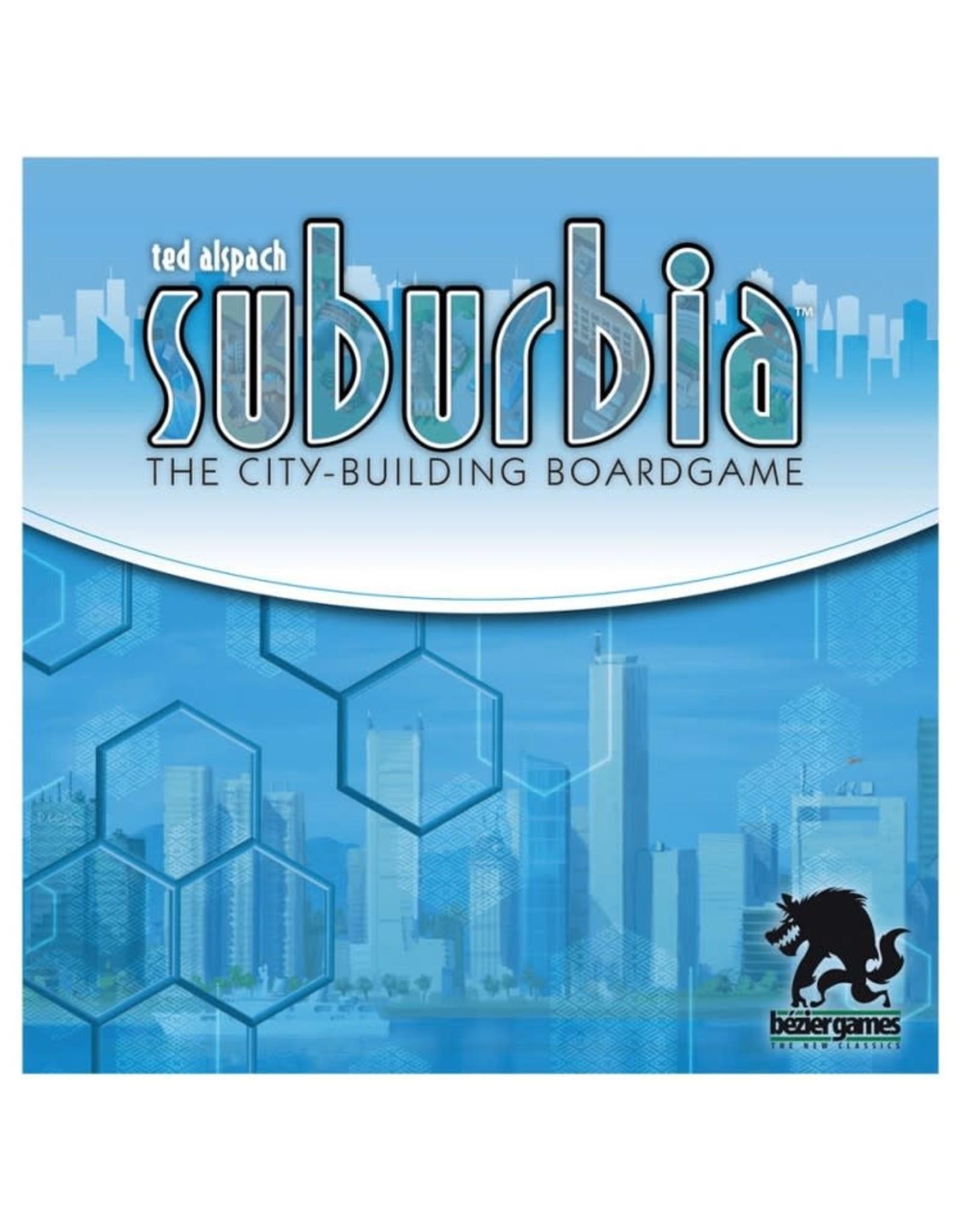 beziergames Suburbia 2E