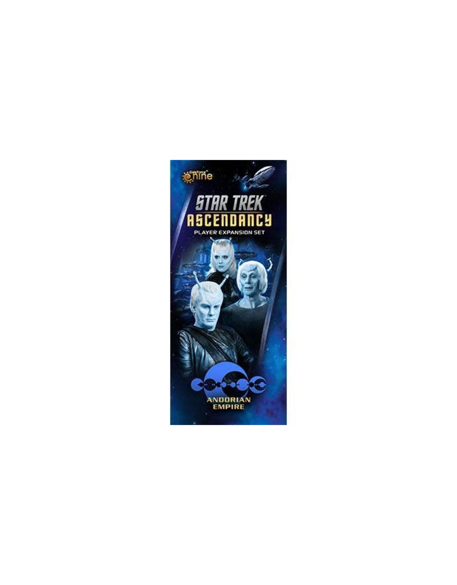 GaleForce nine Star Trek Ascendancy: Andorian Empire Player Expansion Set
