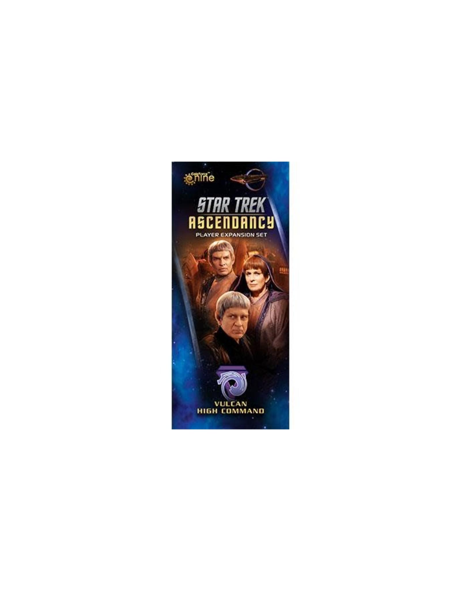 GaleForce nine Star Trek Ascendancy: Vulcan High Command Player Expansion Set
