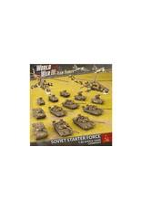 Battlefront Miniatures Team Yankee: Soviet Starter Force-T-80 Shock Tank Company