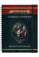 Games Workshop WHAoS General's Handbook: Pitched Battle 2021