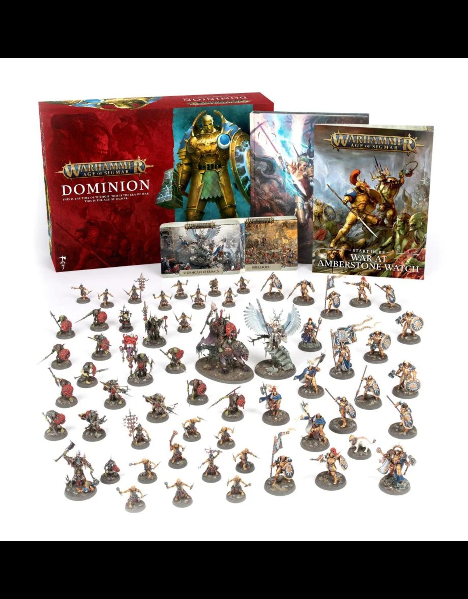 Games Workshop WHAoS: Dominion