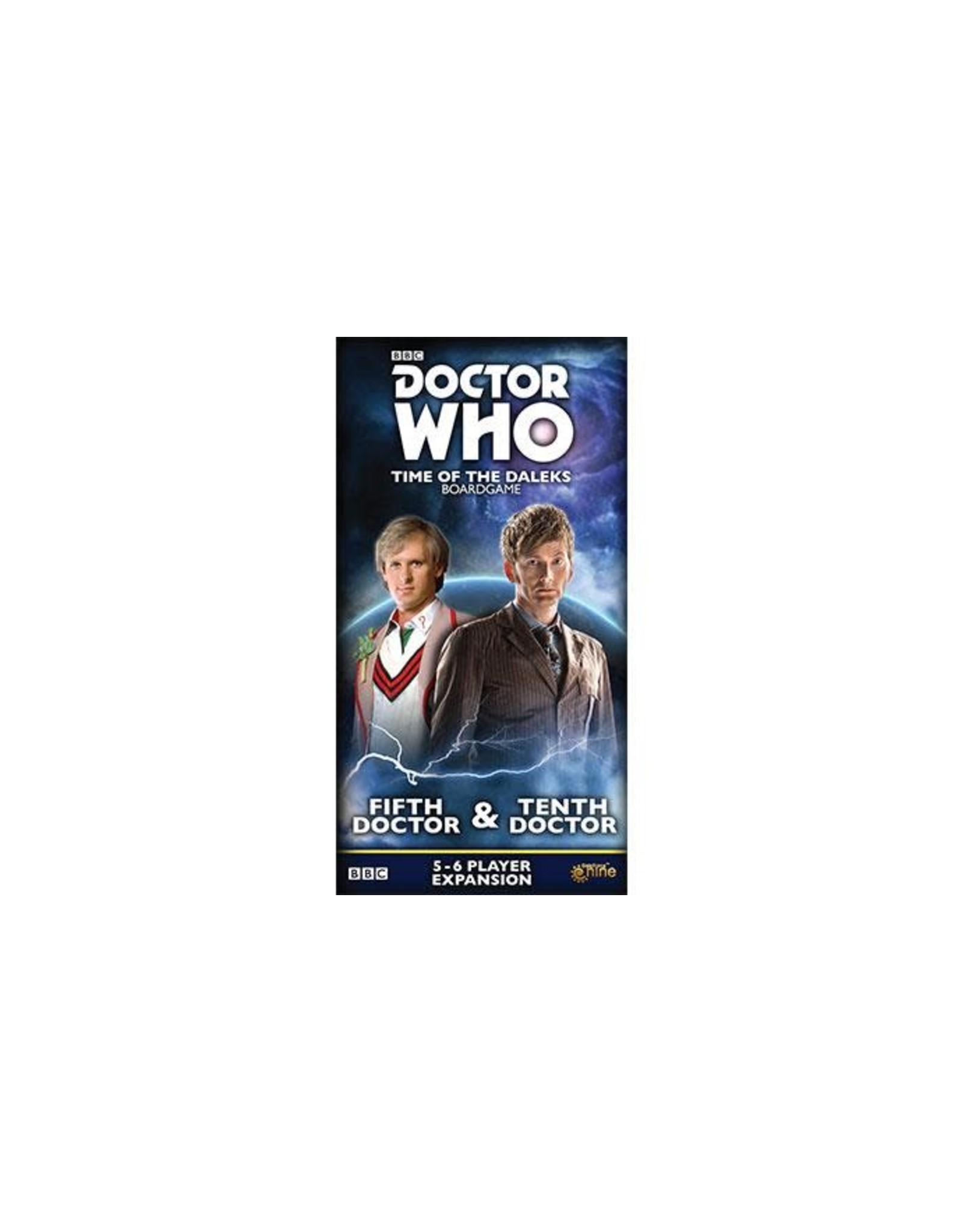 GaleForce nine Docter Who: Time of the Daleks Expansion (5 and 10)