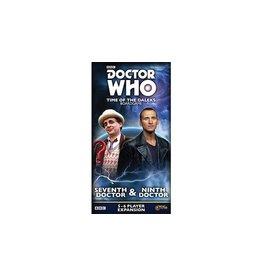 GaleForce nine Docter Who: Time of the Daleks Expansion (7 & 9)