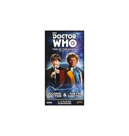 GaleForce nine Docter Who: Time of the Daleks Expansion (2 & 6)