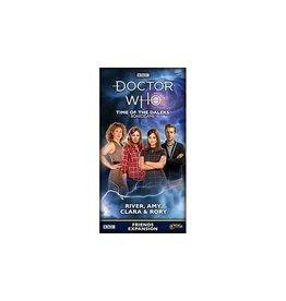 GaleForce nine Docter Who: Time of the Daleks Expansion (Companions Set 1)