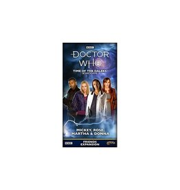 GaleForce nine Docter Who: Time of the Daleks Expansion (Companions Set 2)