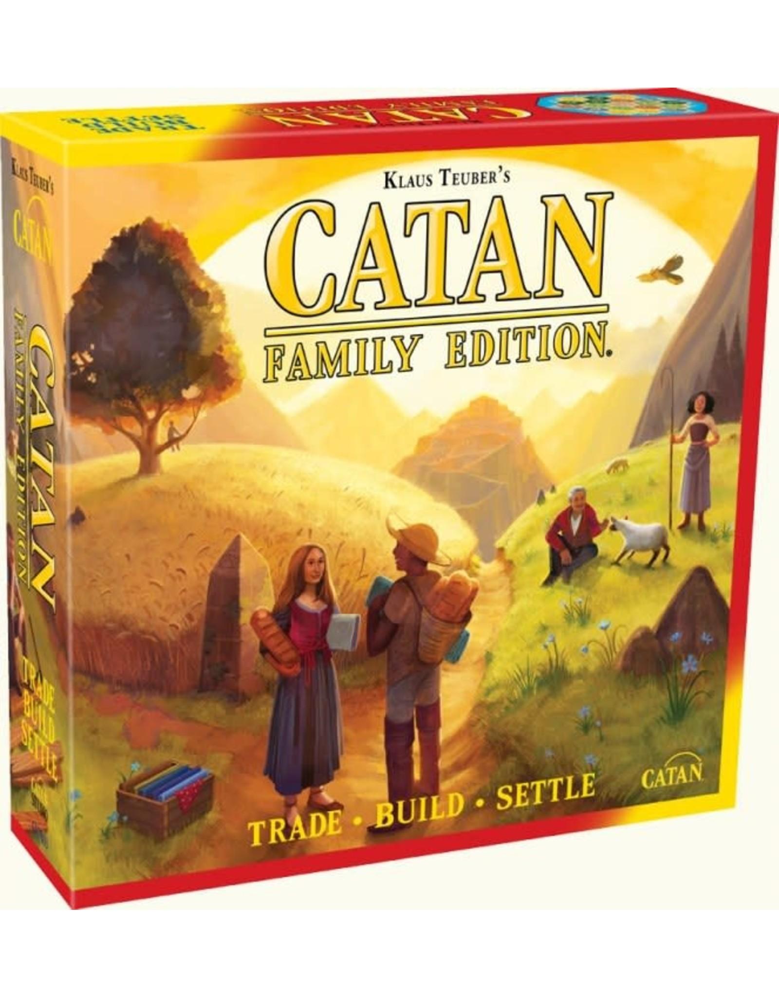 Catan Studio Catan: Family Edition