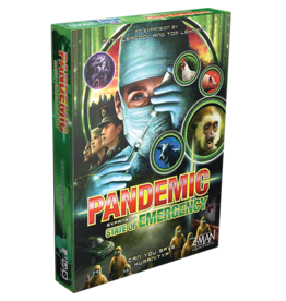 zman games Pandemic: State of Emergency