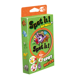 Asmodee Spot It Jr!: Animals (eco-blister)