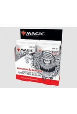 Wizards of the Coast MTG: Adventures in the Forgotten Realms Collector Booster Box