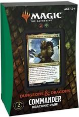 Wizards of the Coast MtG Commander Deck Draconic Rage