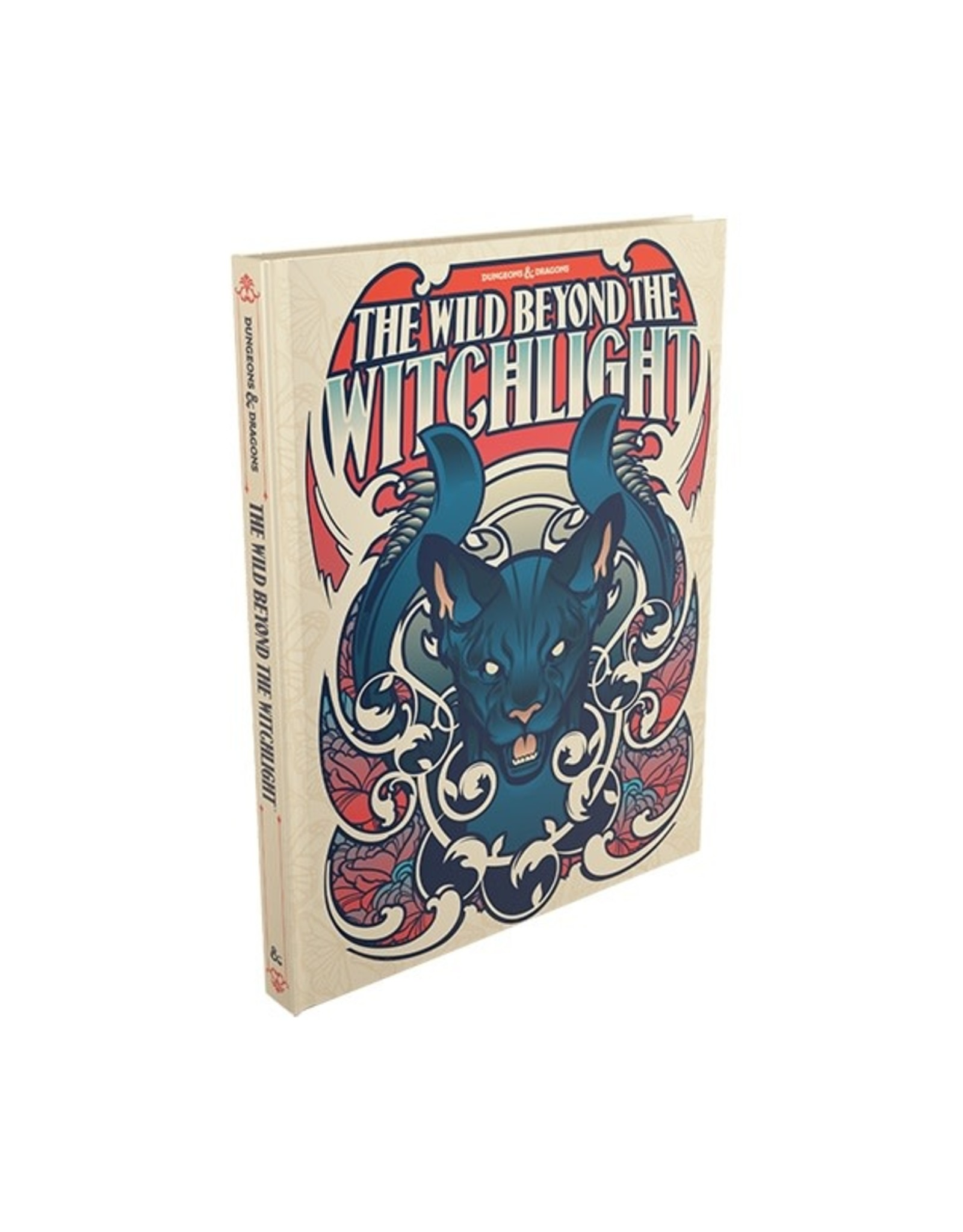 Wizards of the Coast D&D 5th The Wild Beyond the Witchlight Alt Cover