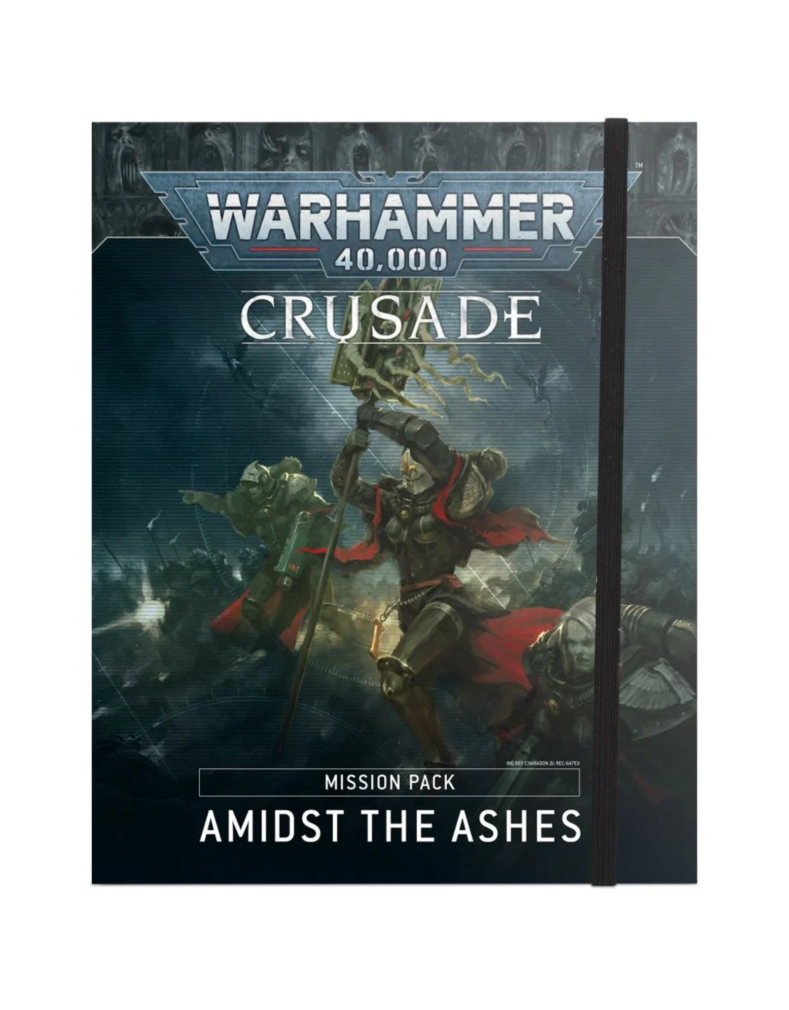 Games Workshop WH40K Crusade Mission Pack: Amidst the Ashes