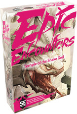 Steam Forged Games Epic Encounters: Temple of the Snake God