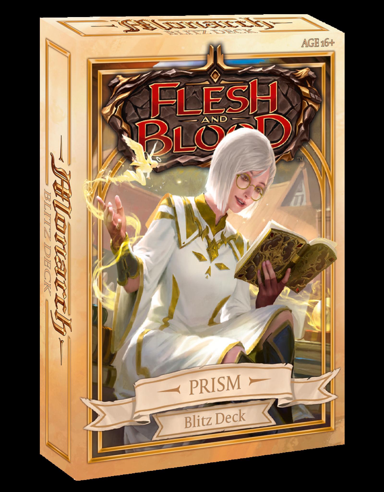 Legend Story Studios Flesh and Blood Blitz Deck Prism