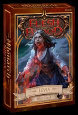 Legend Story Studios Flesh and Blood Blitz Deck Levia