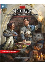 Wizards of the Coast D&D 5th Strixhaven: A Curriculum of Chaos