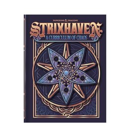 Wizards of the Coast D&D 5th Strixhaven: A Curriculum of Chaos Alt Art