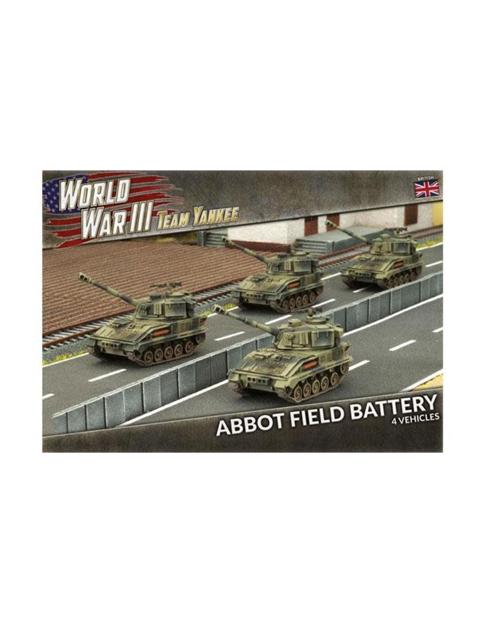 Team Yankee Team Yankee: Abbot Field Battery