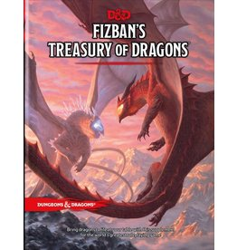 Wizards of the Coast D&D 5th Fizban's Treasury of Dragons