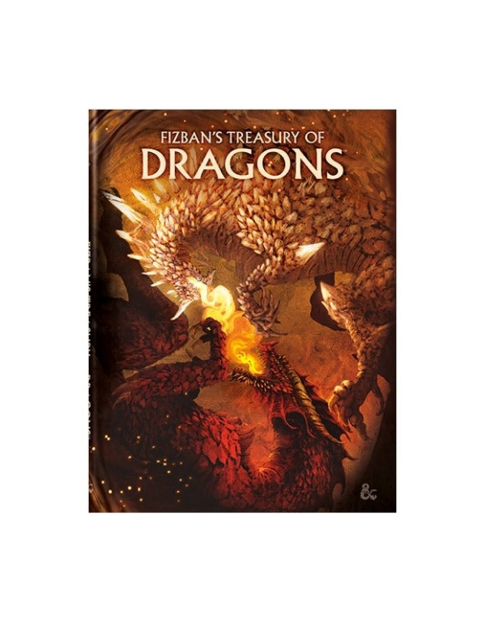 Wizards of the Coast D&D 5th Fizban's Treasury of Dragons Alt Art