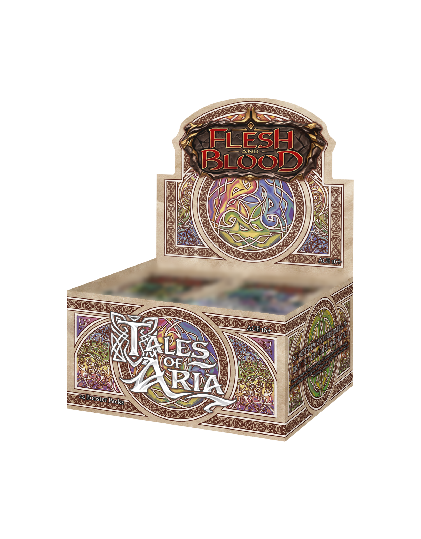 Legend Story Studios Flesh and Blood: Tales of Aria 1st Edition Booster Box