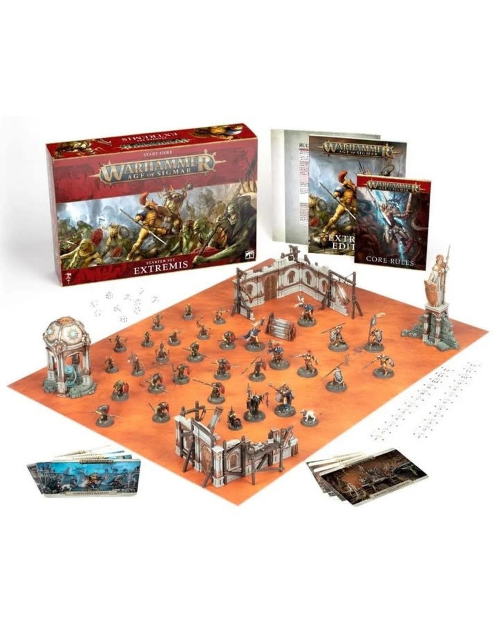 Warhammer AoS WHAoS: Extremis Starter Set