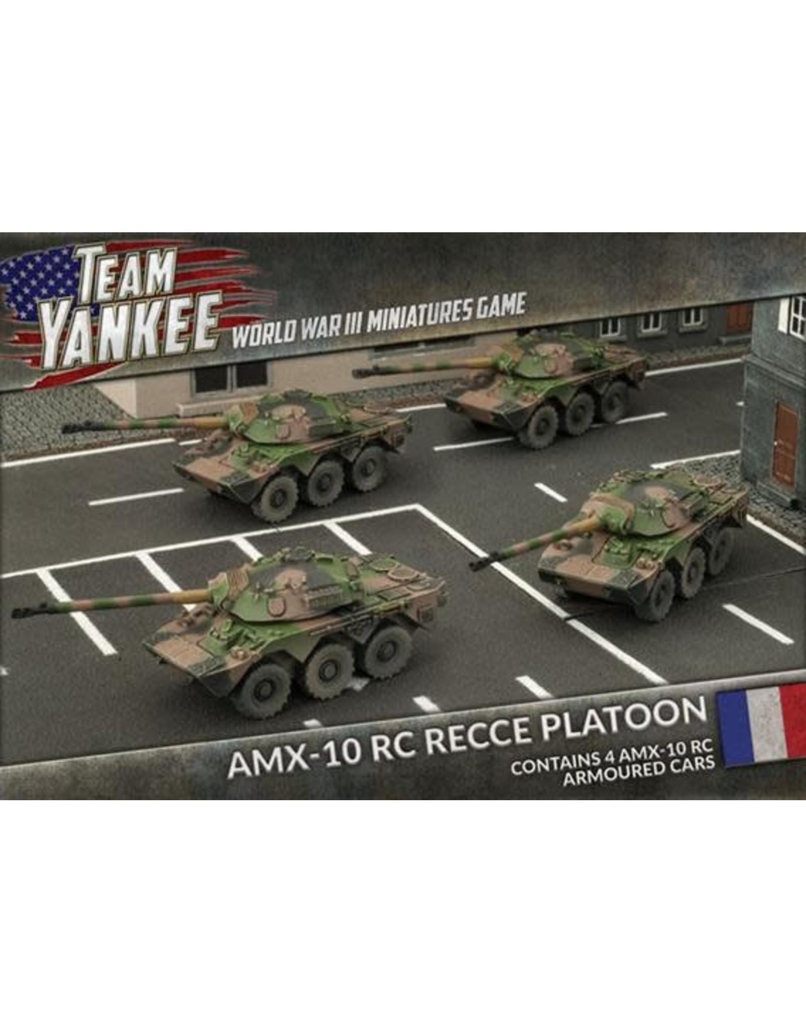 Team Yankee Team Yankee: AMX-10 RC Recce Platoon