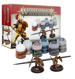 Warhammer AoS WHAoS: Stormcast Vindictors Paint Set