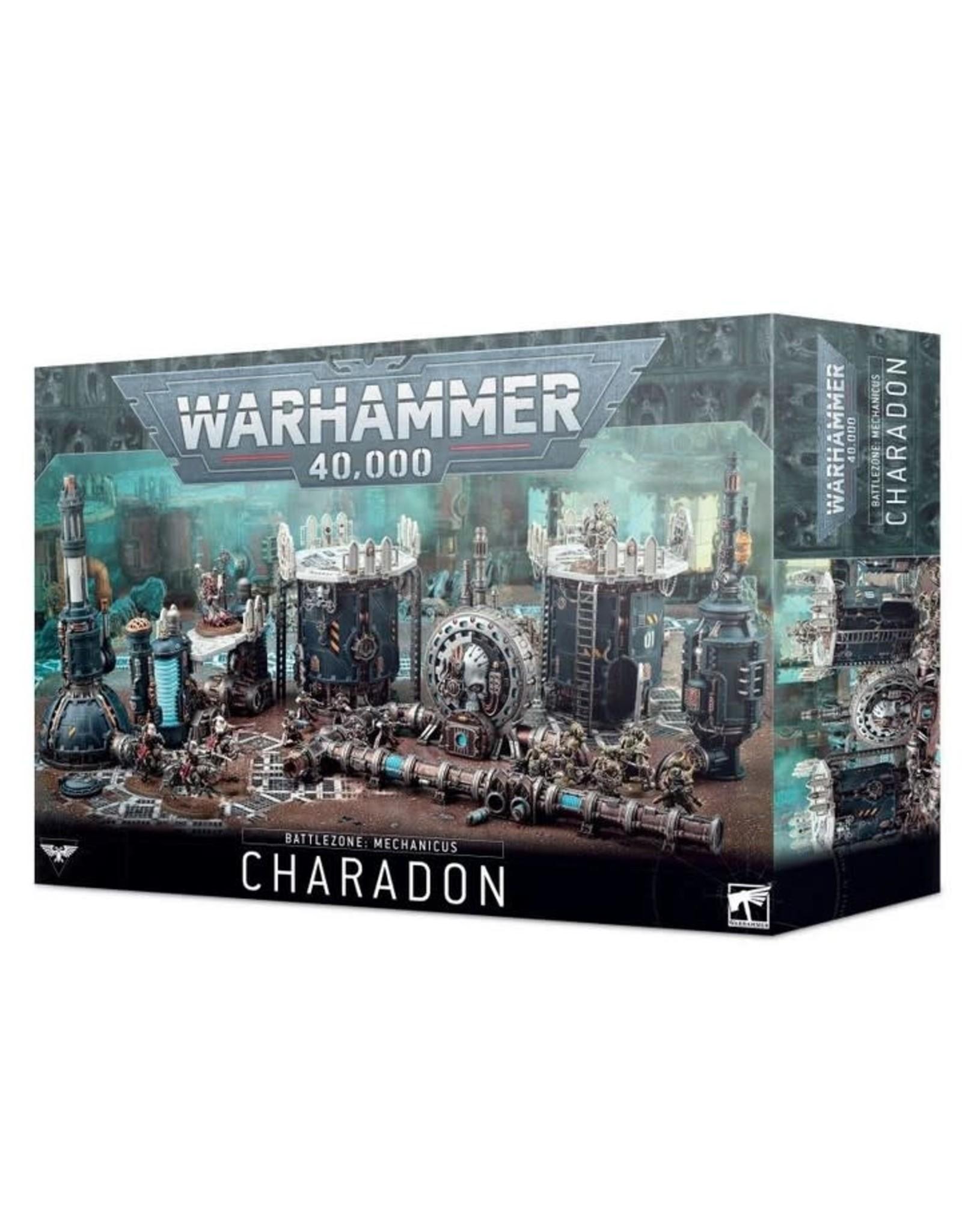 Games Workshop WH40K: Battlezone Mechanicus – Charadon