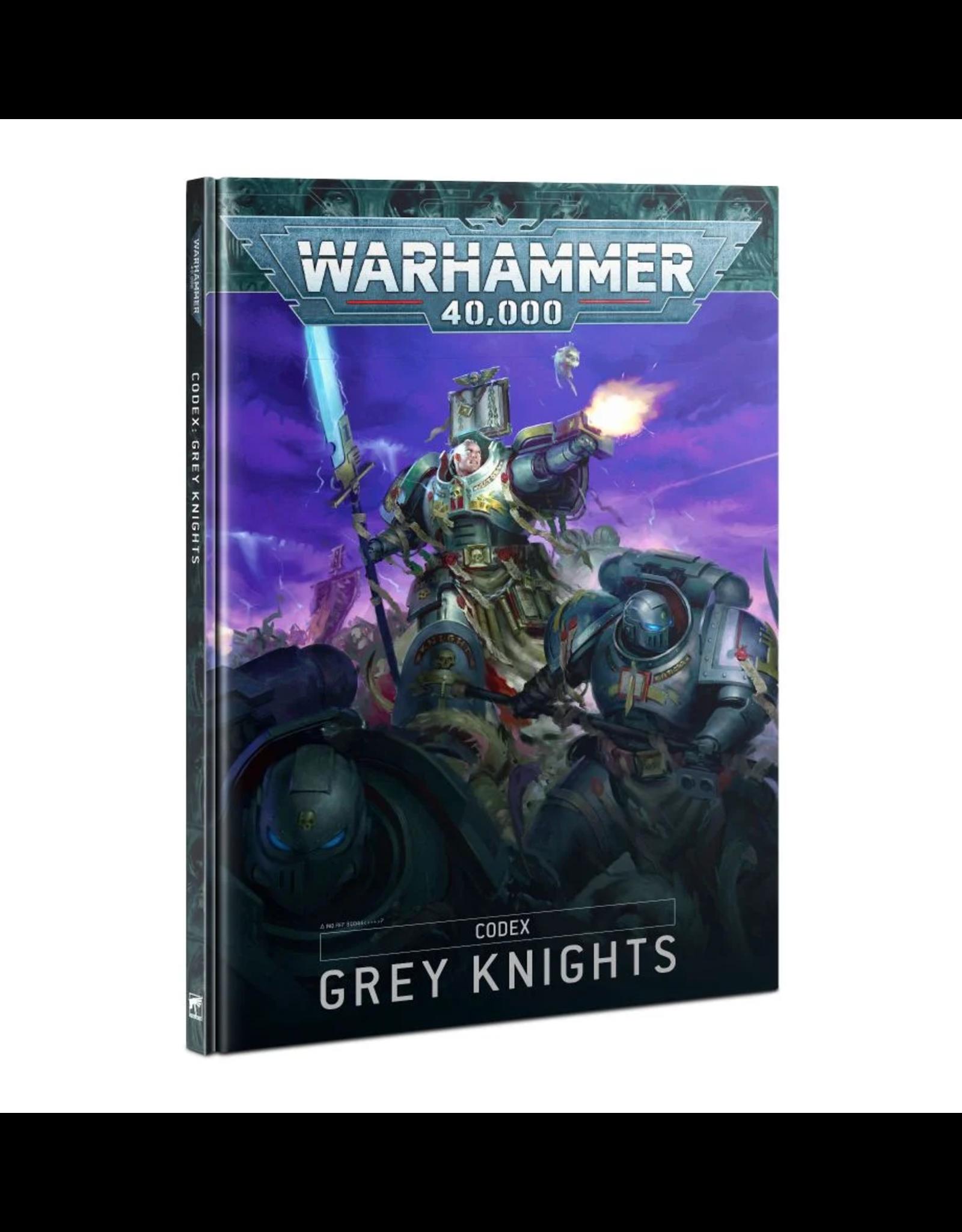 Games Workshop WH40k Codex: Grey Knights 9th