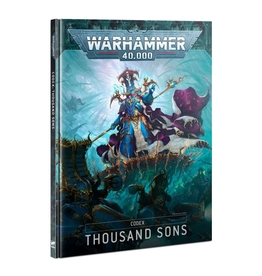 Games Workshop WH40k Codex: Thousand Sons 9th