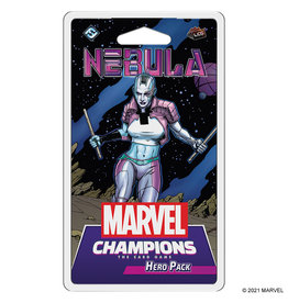 Fantasy Flight Games Marvel Champions LCG - Nebula