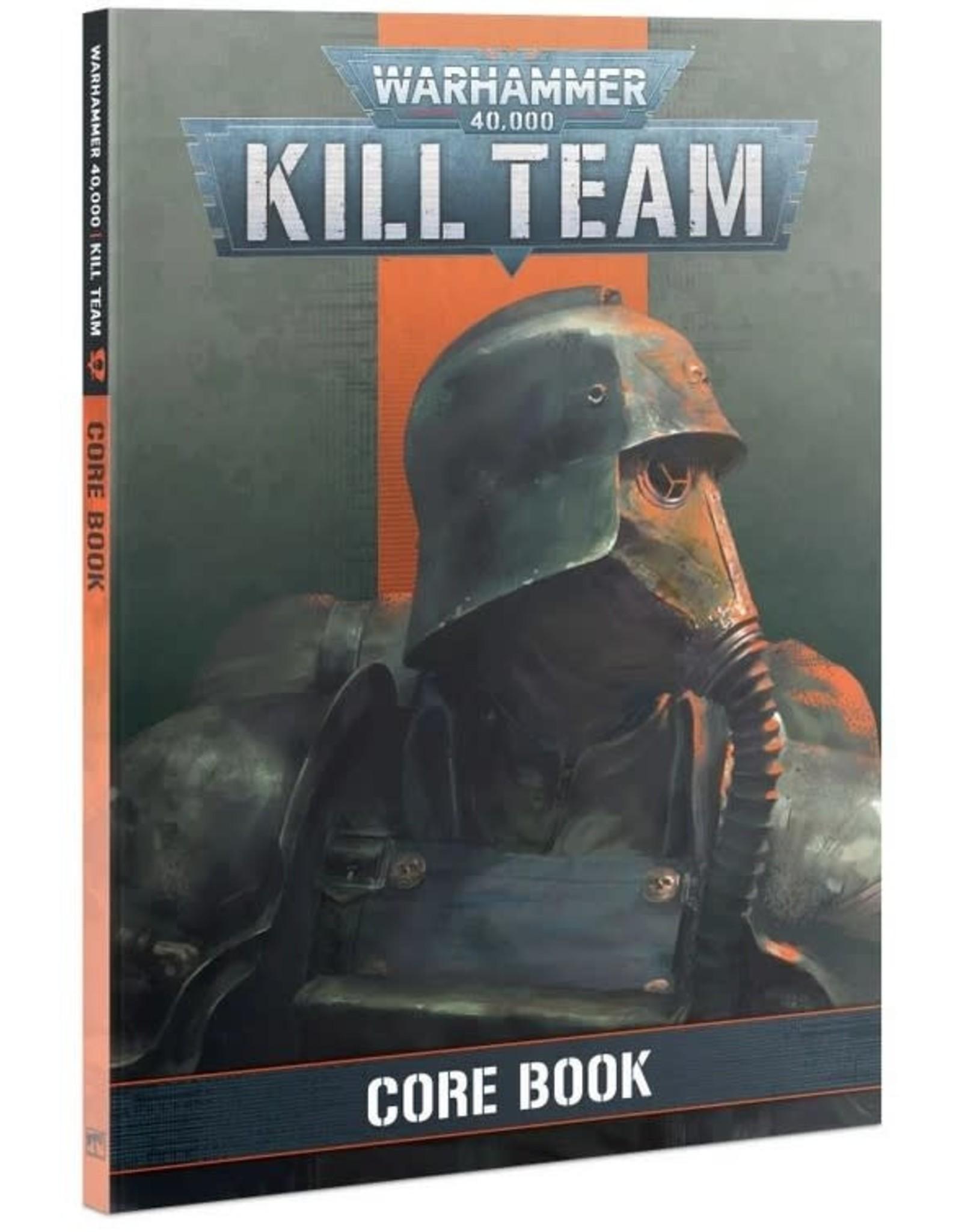 Warhammer 40K WH40K Kill Team Core Book 2021