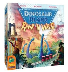 Pandasaurus Games Dinosaur Island: Rawr and Write