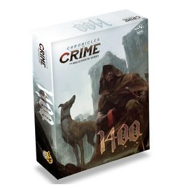 Lucky Duck Games Chronicles of Crime: 1400