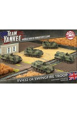 Battlefront Miniatures Team Yankee: FV432 or Swingfire Troop