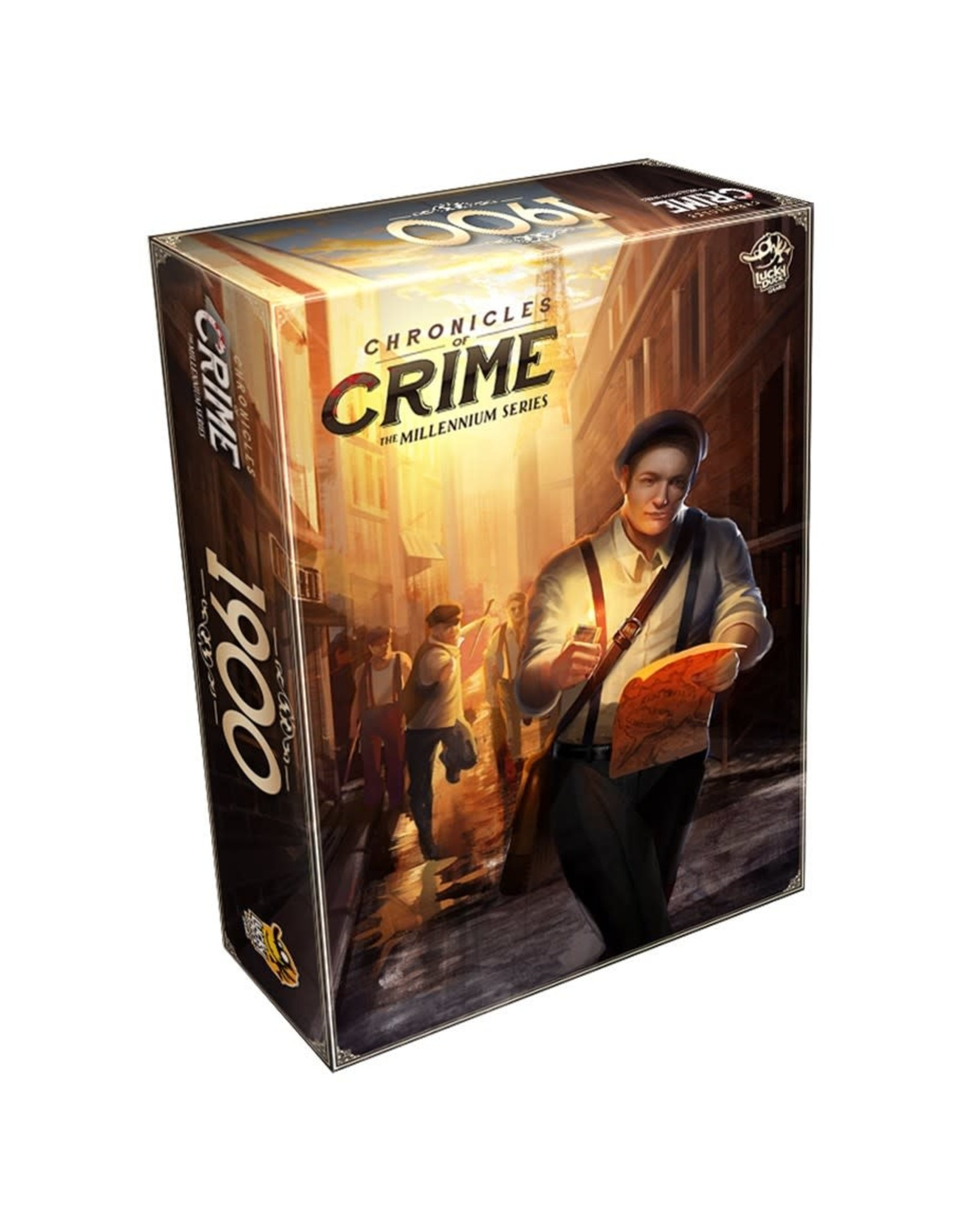 Lucky Duck Games Chronicles of Crime: 1900