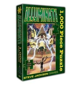 Steve Jackson Games Puzzle: Illuminati 1000pc