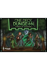 Asmadi One Deck Dungeon: Forest of Shadows
