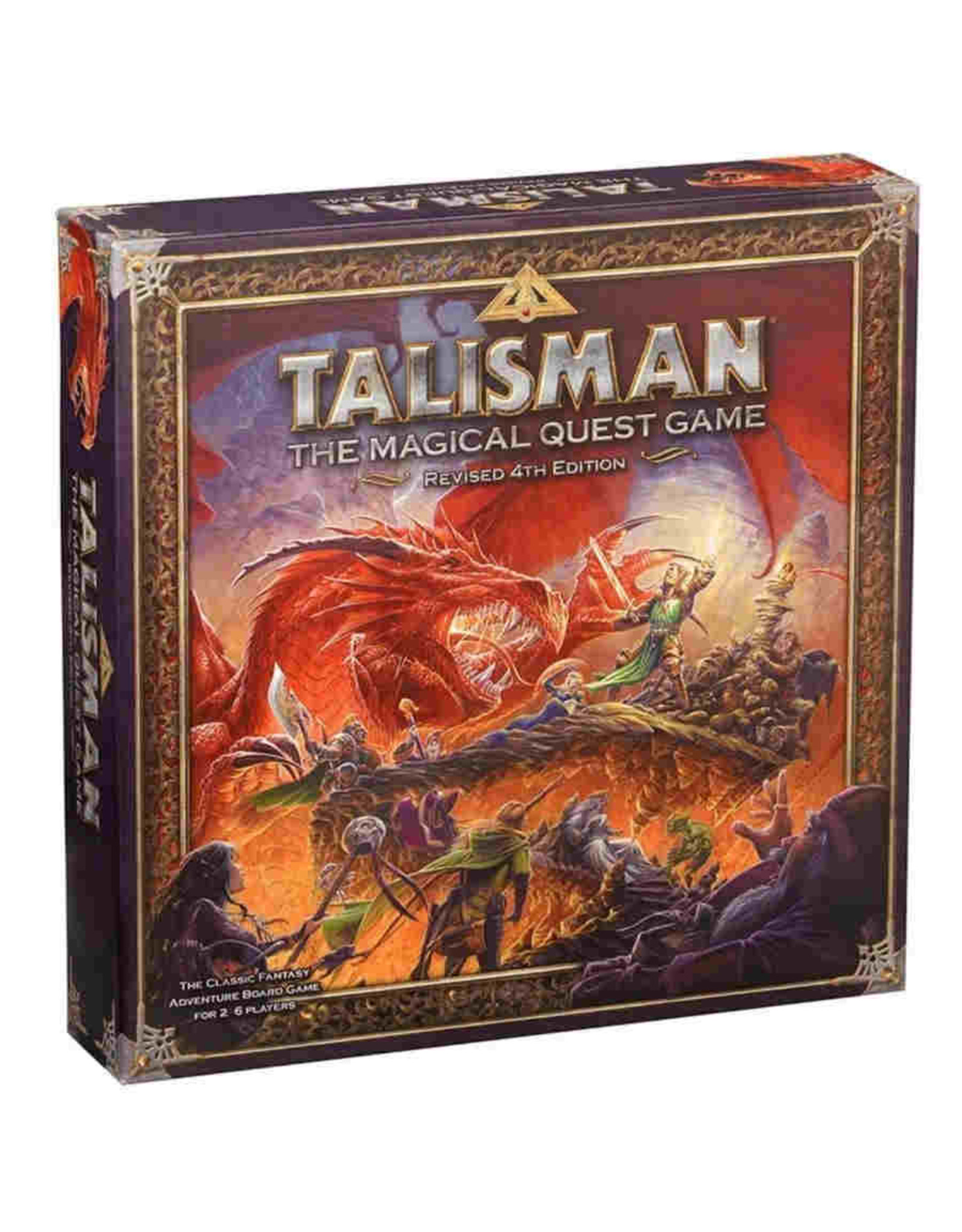 Pegasus Spiele Talisman