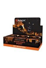 Wizards of the Coast MtG Innistrad: Midnight Hunt Set Booster Box