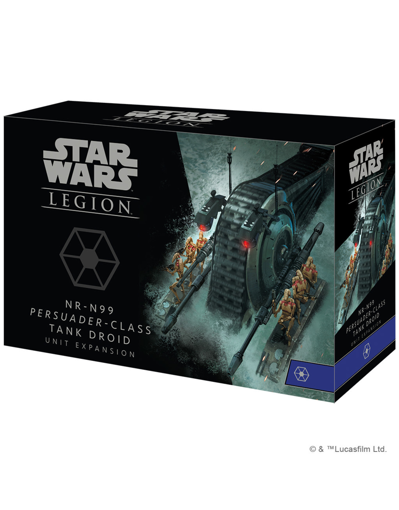 Fantasy Flight Games Star Wars Legion - NR-N99 Persuader-class Droid Enforcer