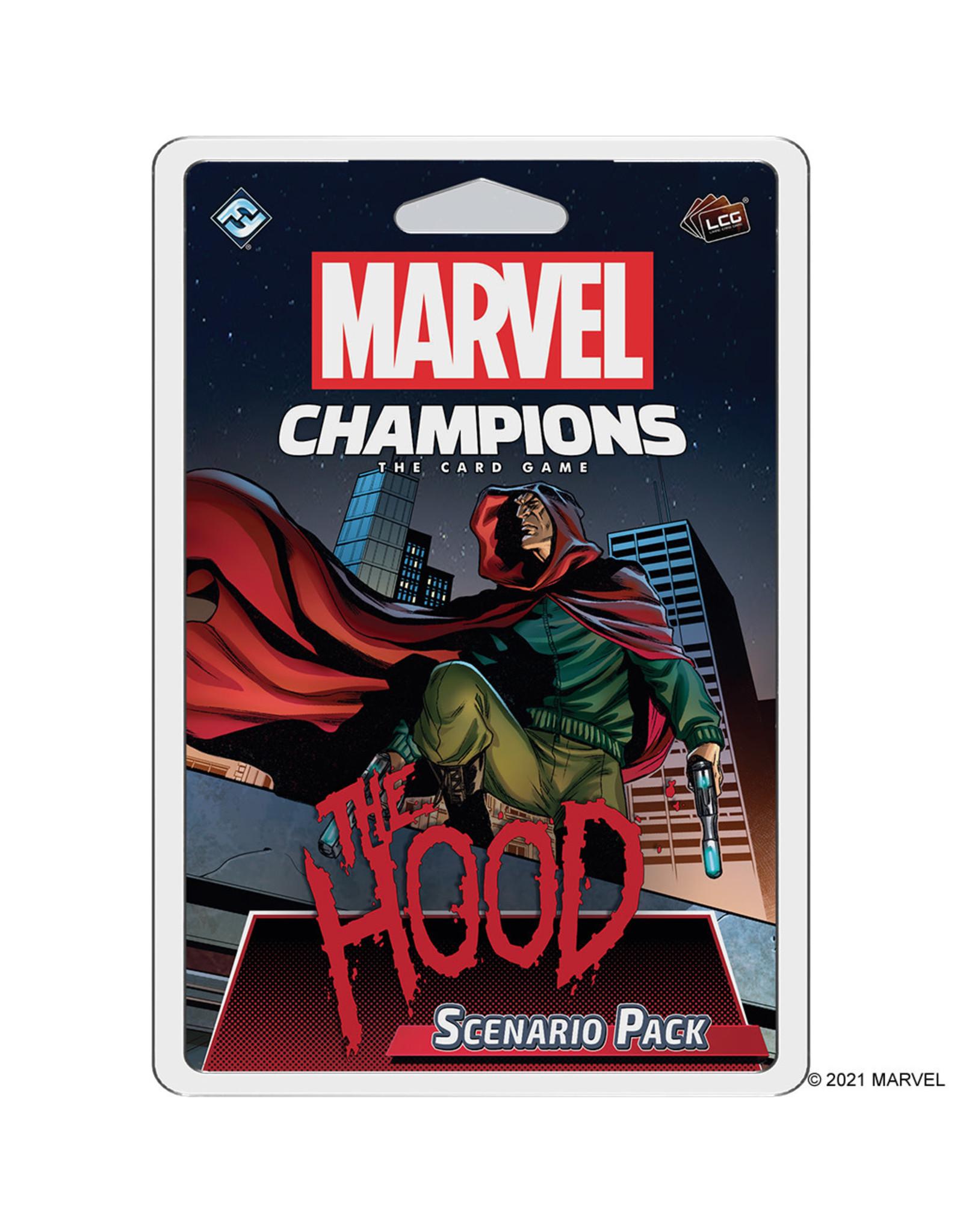 Fantasy Flight Games Marvel Champions LCG - The Hood