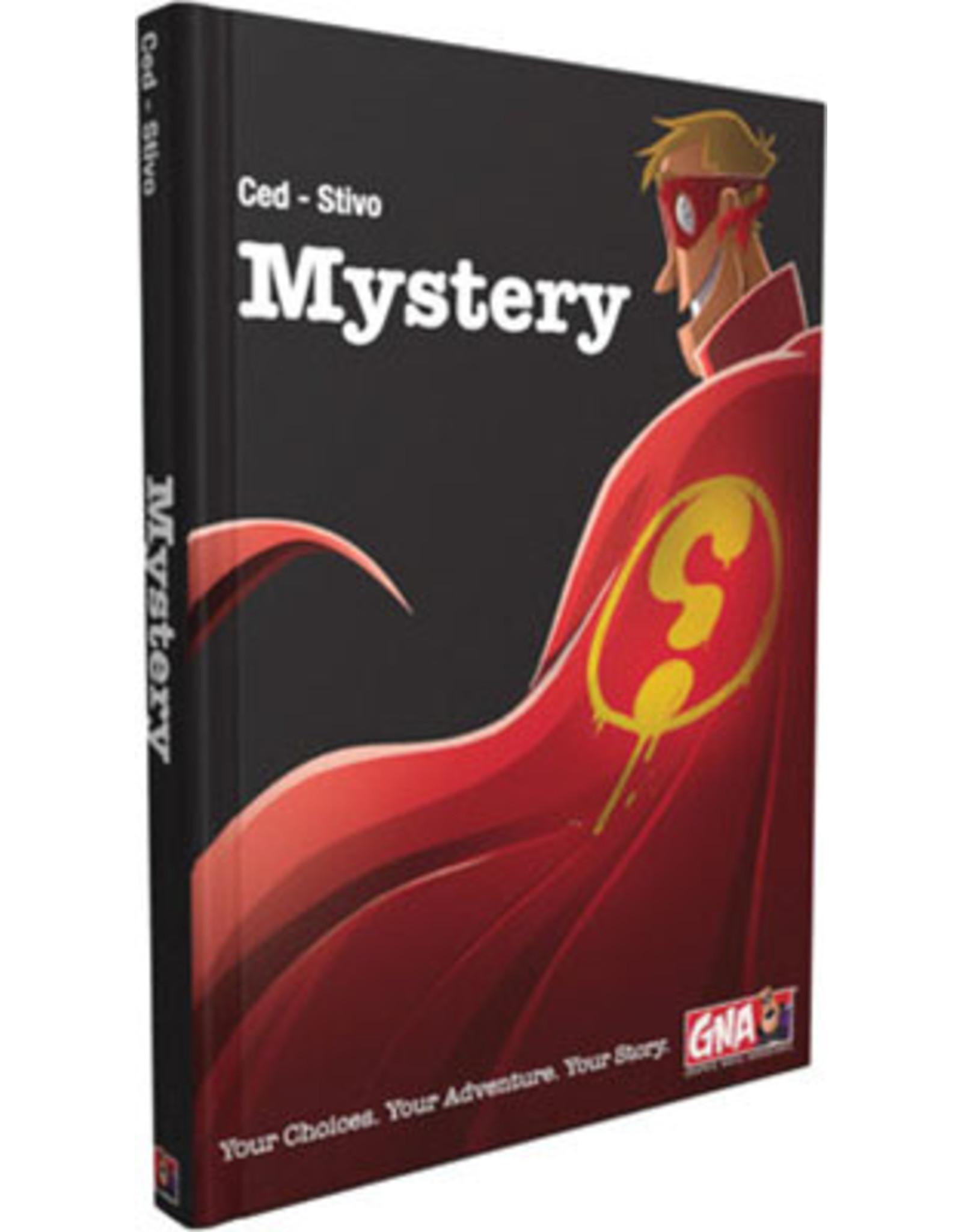 Van Ryder Games Graphic Novel Adventures: Mystery